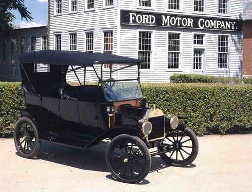Ford Model T Turns 100