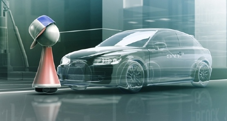 Future Technology from Volvo for Road Safety