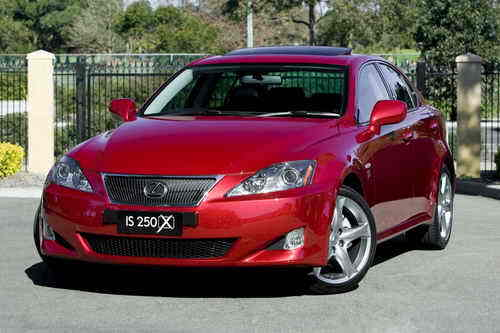 Lexus IS 250 X Car