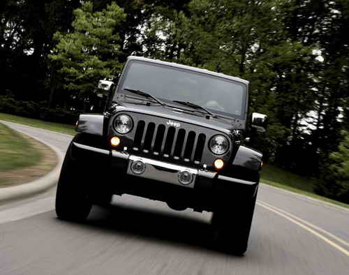 Mopar Jeep Wrangler Ultimate 392 HEMI