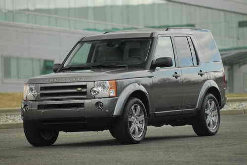 Land Rover LR3 US Version
