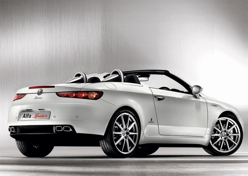 Alfa Spider Limited Edition