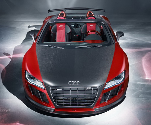 Audi R8 GTS by ABT at Geneva Auto Show
