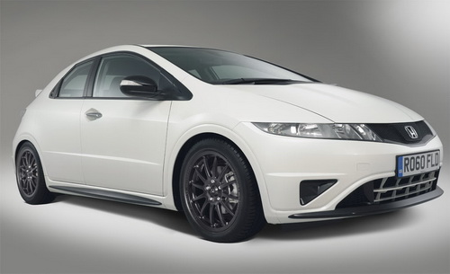 Honda Civic Ti Limited Edition for UK market