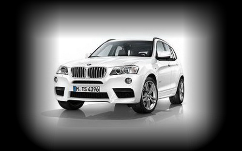 BMW X35is and BMW X3M