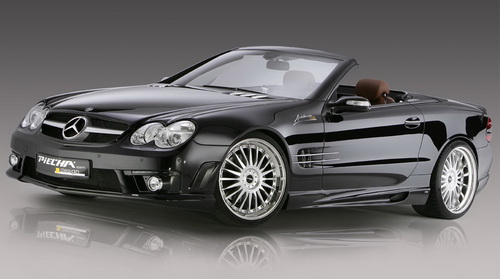 Mercedes SL Avalange RS by Piecha Design