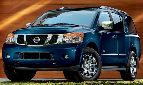 Nissan Armada (2010) Price for US