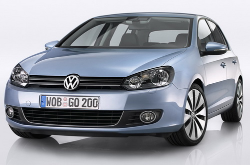 Volkswagen Golf VI Gets 2009 World Car of the Year Award