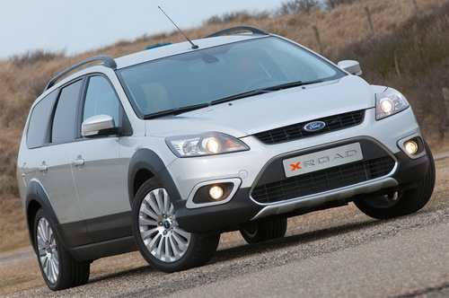 Ford Focus X Road Limited Edition