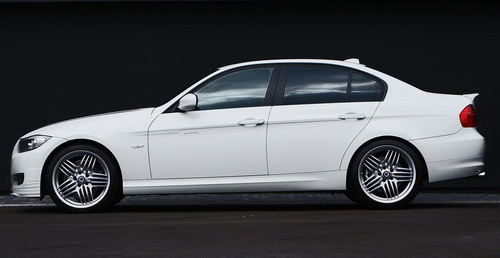 2009 BMW Alpina D3 BiTurbo