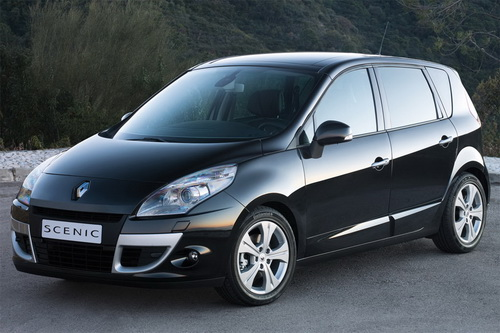 Renault Scenic and Grand Scenic (2009)