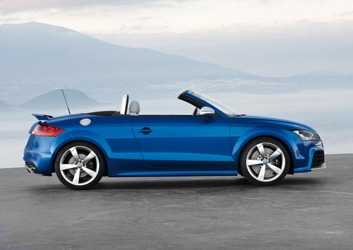 Audi TT RS Coupe and Roadster