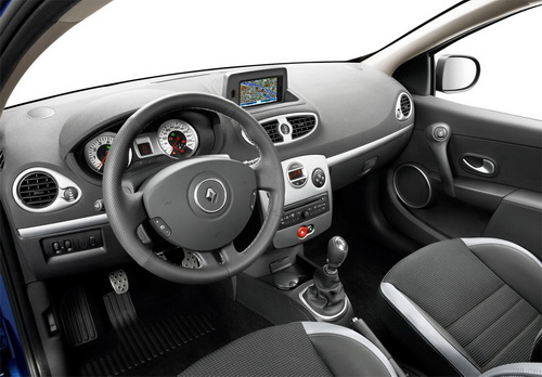 Renault Clio RS (2009)