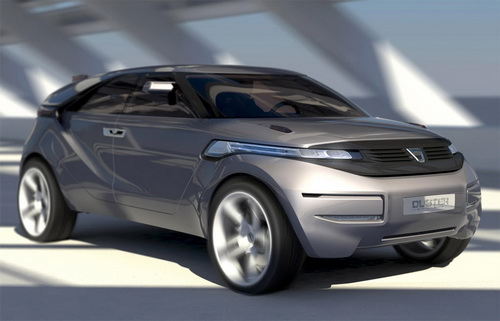 Renault Dacia Duster Crossover Concept
