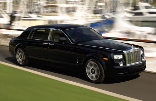 Rolls Royce Phantom (2009)