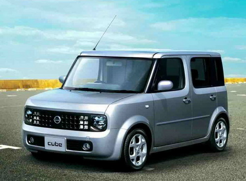 Nissan Cube Price for US Market