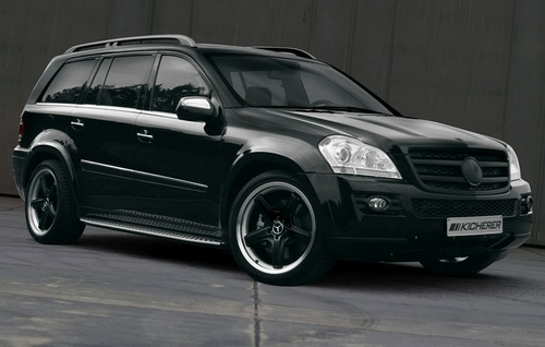 Mercedes GL42 Black Line by Kicherer