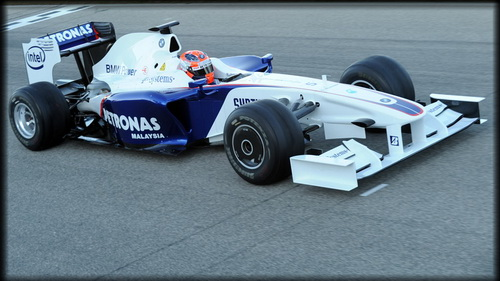 BMW Sauber F1.09 Formula One Race Car