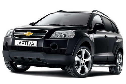 Chevrolet Captiva Ikon