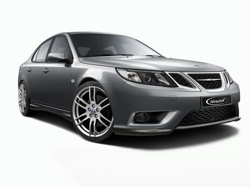 SAAB 9-3 Power and Exterior Kit Upgrade by Hirsch