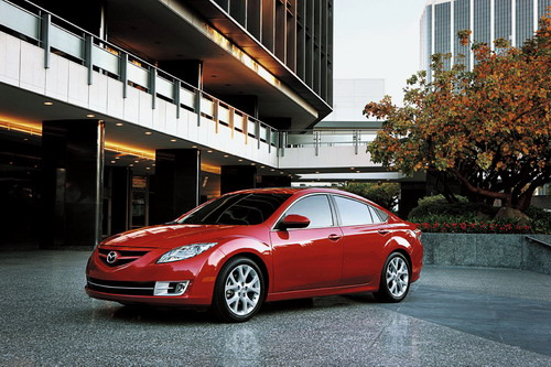 2009 Mazda6 Price for British Market