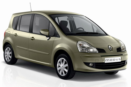 Renault Grand Modus Lafuma Limited Edition