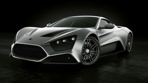 Zenvo ST1 Super Car