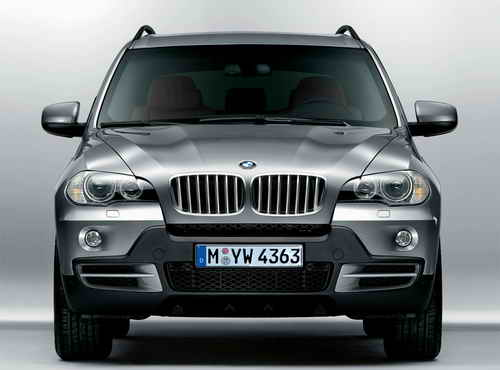 BMW X5 Security SUV for UK Market