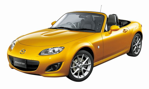Mazda Roadster (2009) Launched