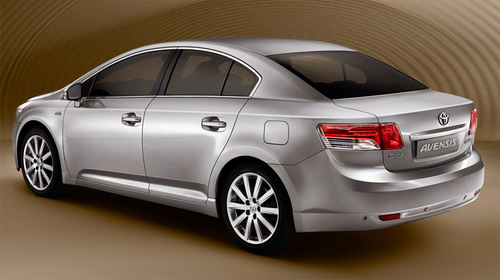 2008 Toyota Avensis Prices for UK Market