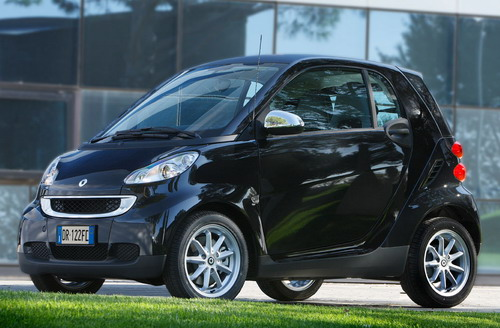 Smart Fortwo Black Tie Limited Edition