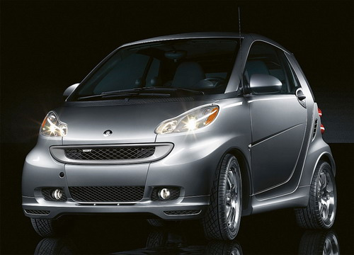 2009 BRABUS Smart Fortwo US Version