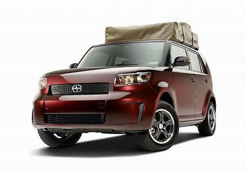 Scion xB Cross Country