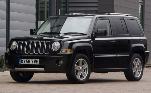 Jeep Patriot S-Limited Edition