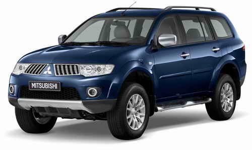 Mitsubishi Pajero Sport - New Photos and Details