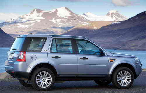 Land Rover Freelander 2 win 2008 Best Diesel 4×4